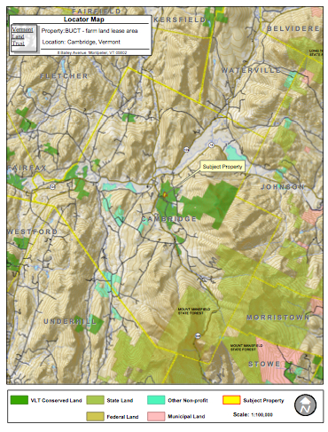 Lease Locator Map